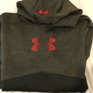 UNDER ARMOUR Cold Gear Hoodie XL
